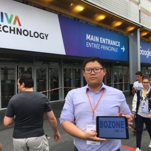 第三届Vivatech沙龙在巴黎召开  贝博官方下载电子:与会学习,开拓视野